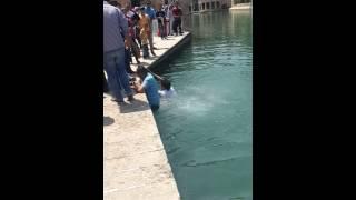 Balıklı Göl de dehşet anları