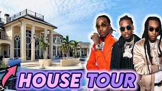 Download MIGOS   House Tour 2020   Inside Quavo, Offset & Takeoff's Mansions Mp3 and Videos