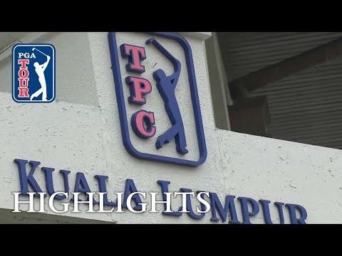 Highlights | Round 3 | CIMB 2018