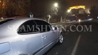 Վրաերթ Երևանում  Mercedes ի վարորդը վրաերթի է ենթարկել հետիոտնին