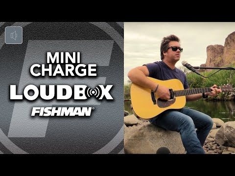 The Loudbox Mini Charge - Where Are You Going To Take It?