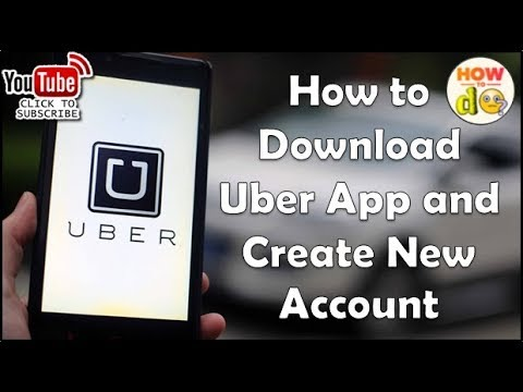 How to Download Uber App and Create New Account in Urdu 2017