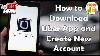 Download lagu How to Download Uber App and Create New Account in Urdu 2017