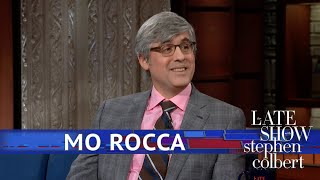 Mo Rocca Knows His Presidential Pet Trivia