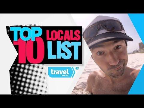 TOP 10 LOCALS LIST (w/ Shane O) Sizzle Reel