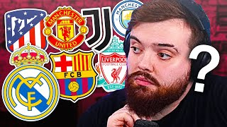 LA SUPERLIGA ¿EL FINAL DEL FÚTBOL? DEBATE CON PERIODISTAS