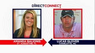 PGATOUR.COM Direct Connect: Lucas Glover