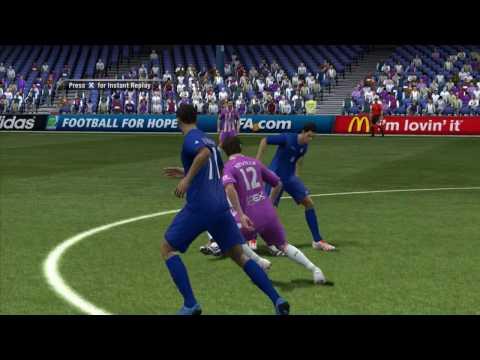 Comoria Cup '43 - Day 1 - Group D: Ashfield FC vs. Nicaragua Delvers