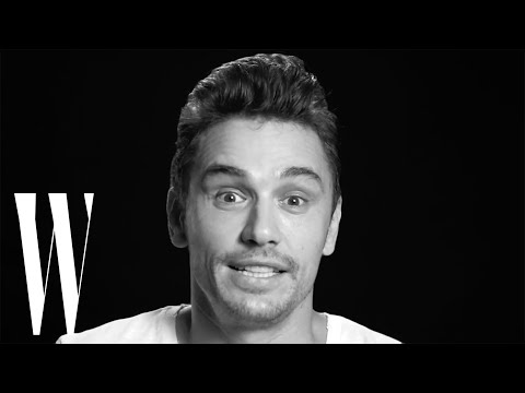 James Franco Used to Pick Up Girls Working at a McDonald's Drive Thru  Screen Tests  W magazine