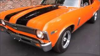 1969 Nova for sale Old Town Automobile in Maryland