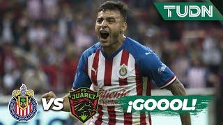 ¡Goool de Vega, golazo de las Chivas! | Chivas 1 - 0 FC Juárez | Liga Mx - CL 2020 J1 | TUDN
