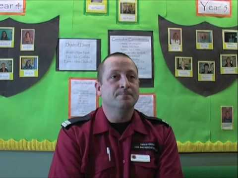 Interview with Fireman Trevor