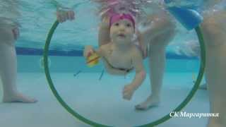 Маленькие проныры (грудничковое и детское плавание)
