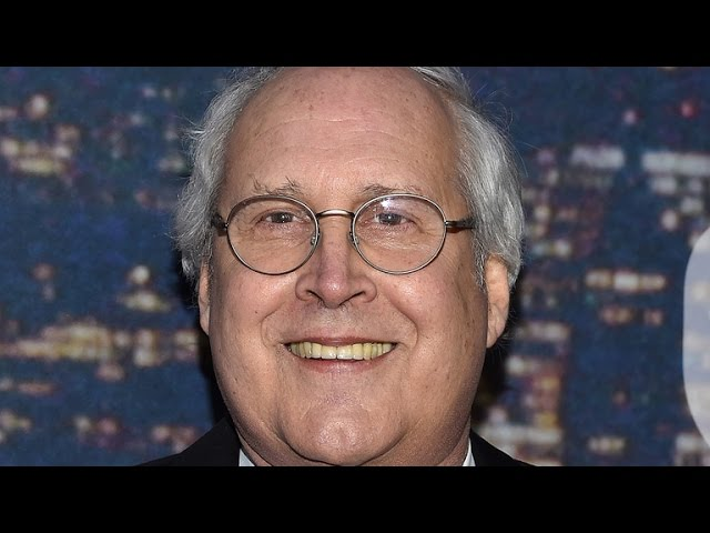 Chevy Chase Enters Rehab for Alcohol-Related Issues