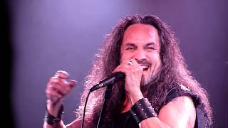 """Death Angel - """"The Pack"""" w/ intro from Mark - Live 12-19-2019 - Slim's - San Francisco, CA"""