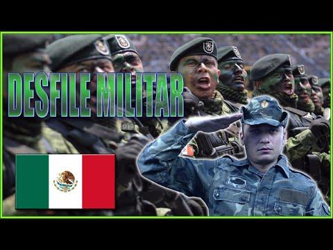 MILITAR REACCIONA A DESFILE MILITAR MÉXICO 2018 | INDEPENDENCIA DE MÉXICO