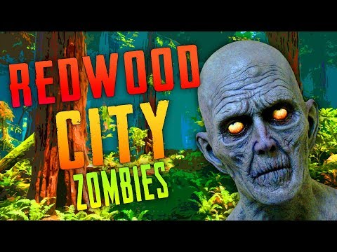 Redwood City: Zombie Outbreak (Call of Duty Zombies)