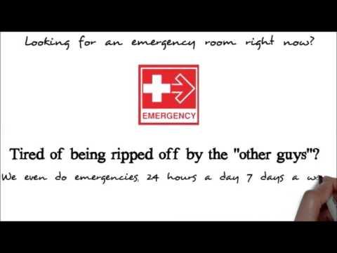 24 hour emergency room glendale california