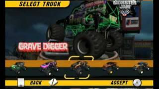 Monster Jam: Urban Assault Monster Truck Video Game Trailer 2 - In Stores Now!