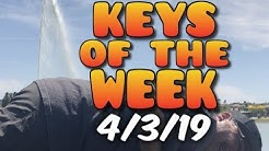 "THE REAL ""KEYS OF THE WEEK"" 4/3/19 IMMORTAL HULK NEWS -FOUNTAIN HILLS AZ- NEW COMIC BOOK DAY"