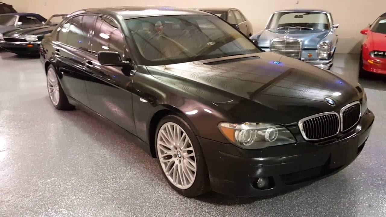 2008 bmw 750li sold 2602 plymouth mi