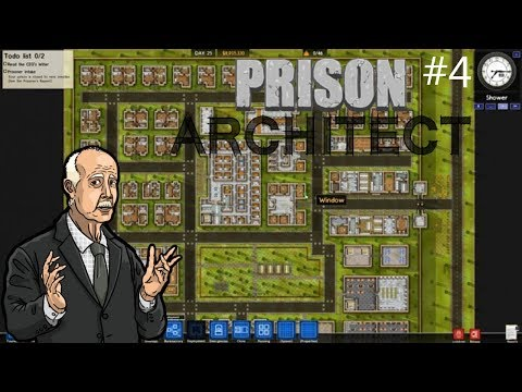 STOP KILLING EACH OTHER | Prison Architect #4