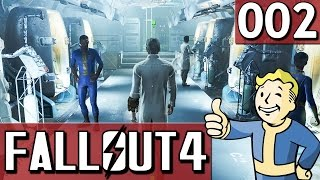 FALLOUT 4 EISKALT ERWISCHT #002 deutsch german HD Lets Play