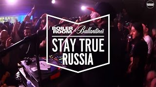 DJ Premier Boiler Room x Ballantines Stay True Russia DJ Set