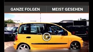 DMAX Sendebeitrag Hammerteile Fiat Multipla