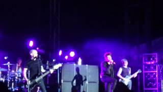 AFI  September 21, 2013 Denver Riotfest Cure cover Just Like Heaven