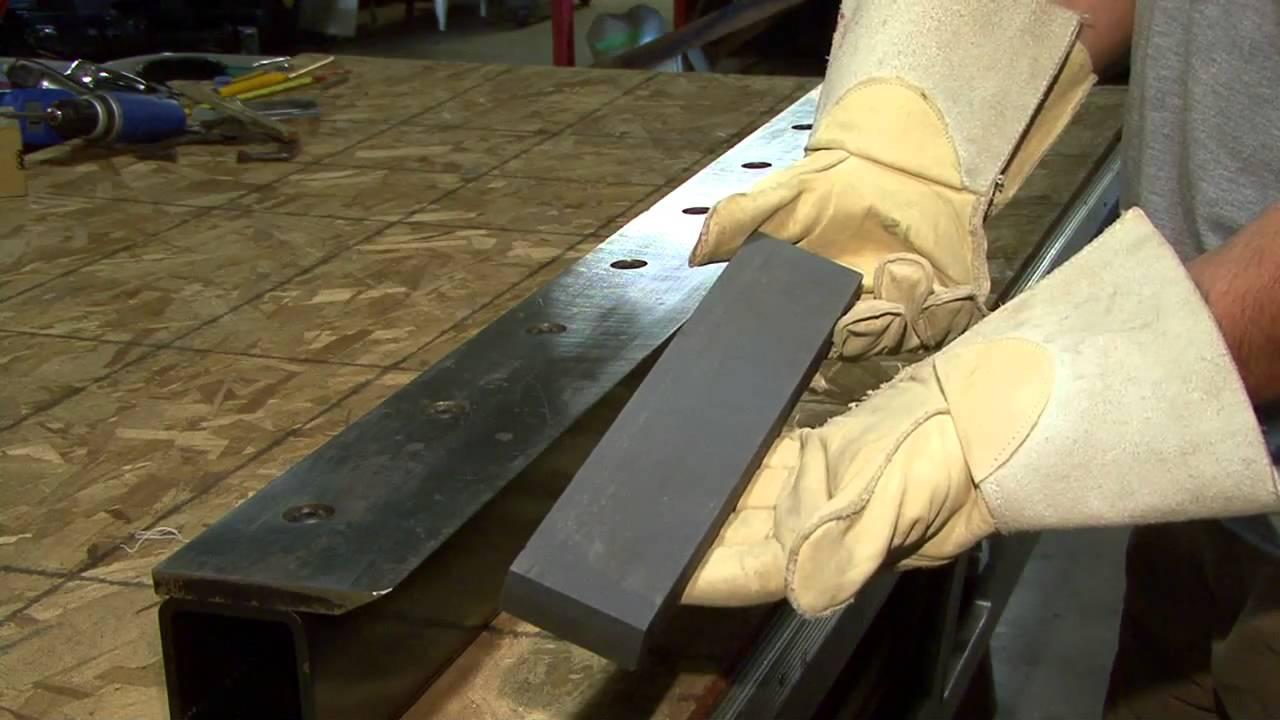 Power Ice Scraper Blades & Sharpening Services