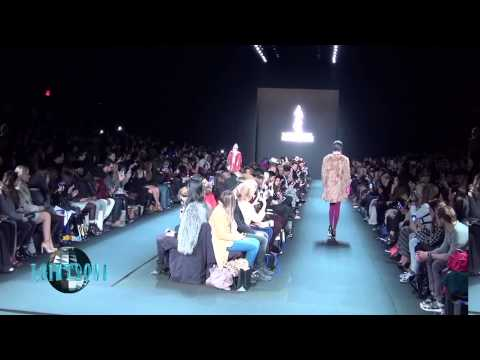 THE MONGOLIAN | fashion week show | Pirelli Diesel Mytv | Victoria's Secret