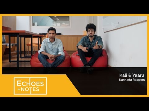 In conversation with Kali and Yaaru
