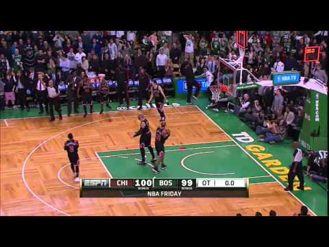 Chicago Bulls 2012-13 Dying Seconds