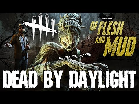 Dead by Daylight The Hag (NEW KILLER) Of Flesh and Mud DLC |