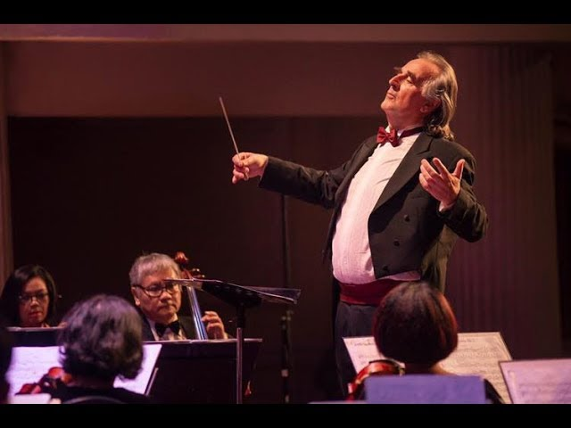 IN THE HOUSE | CONDUCTOR HANS RICHTER
