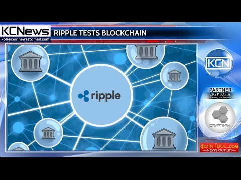 Ripple is testing a blockchain payment system between Japan and South Korea