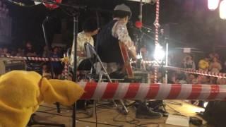 2017年7月23日、中野区大和町八幡神社例大祭『大盆踊り会』で、元村八分...