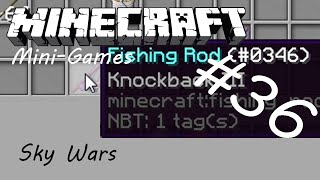 Minecraft Mini-Games #36 [Sky Wars] | NIJE MOJ DAN