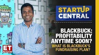 Blackbuck CEO Rajesh Yabaji aims to simplify trucking business | StartUp Central