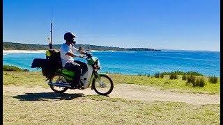 Postie With The Mostie :  Emu Beach