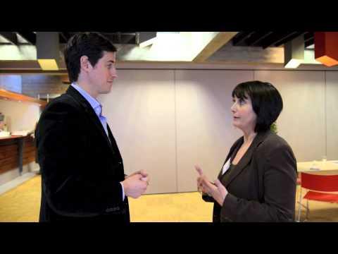 Interview de Mme Talal, Directrice de Caran d'Ache à Thônex