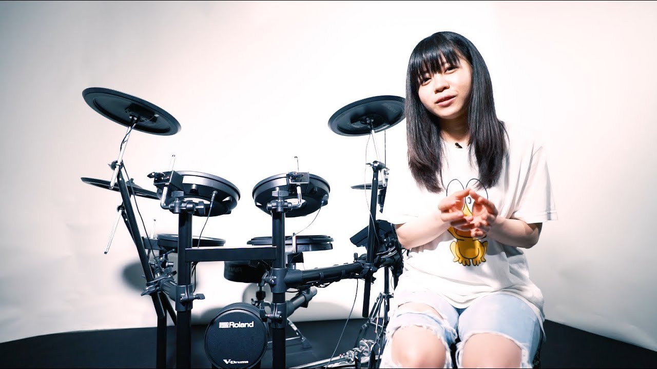 v drums td 17 artist impression むらたたむ youtube