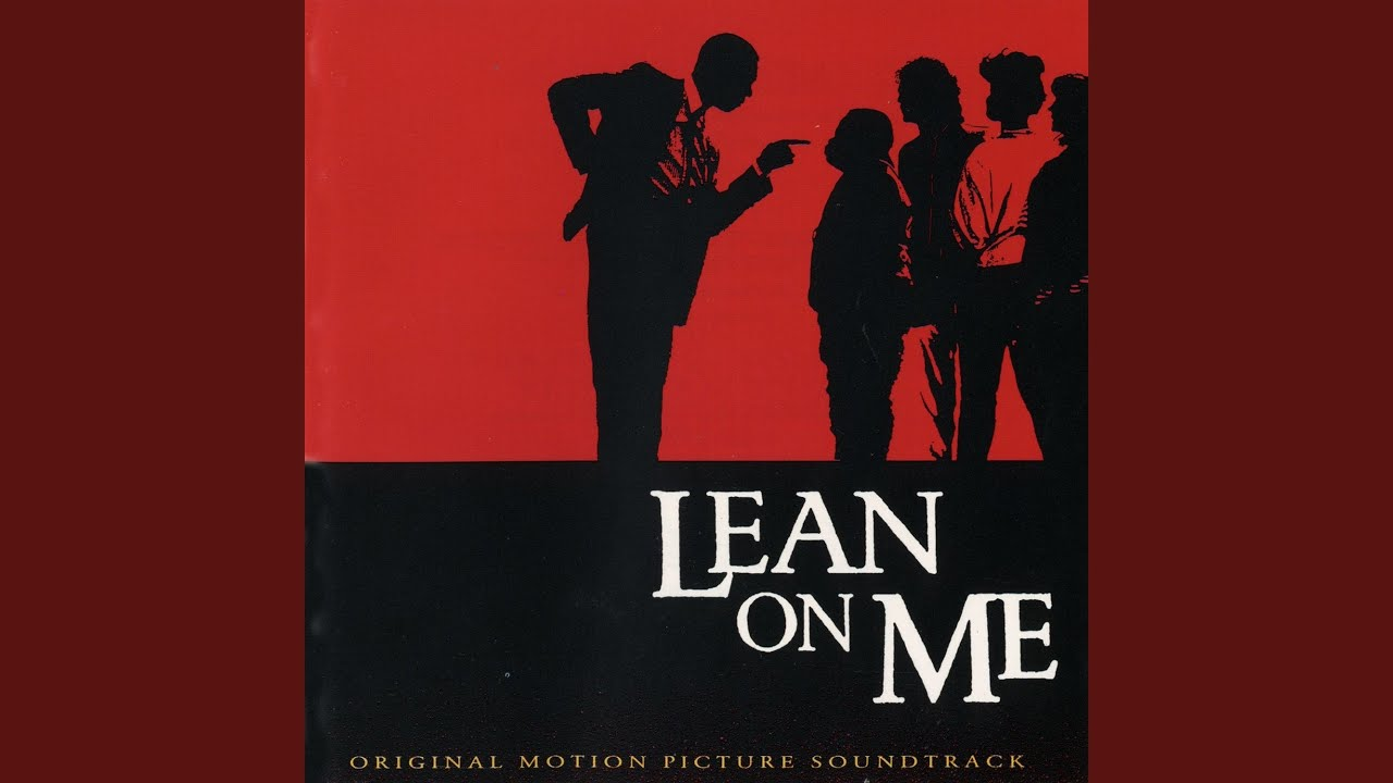 how to play lean on me