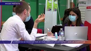 Yvelines | L'Ile-de-France se mobilise pour l'emploi et l'investissement dans les compétences