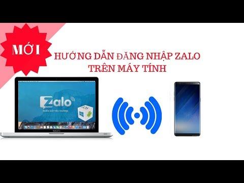 Hướng Dẫn Tải Và đăng Nhập Zalo Trên Máy Tính Laptop, PC