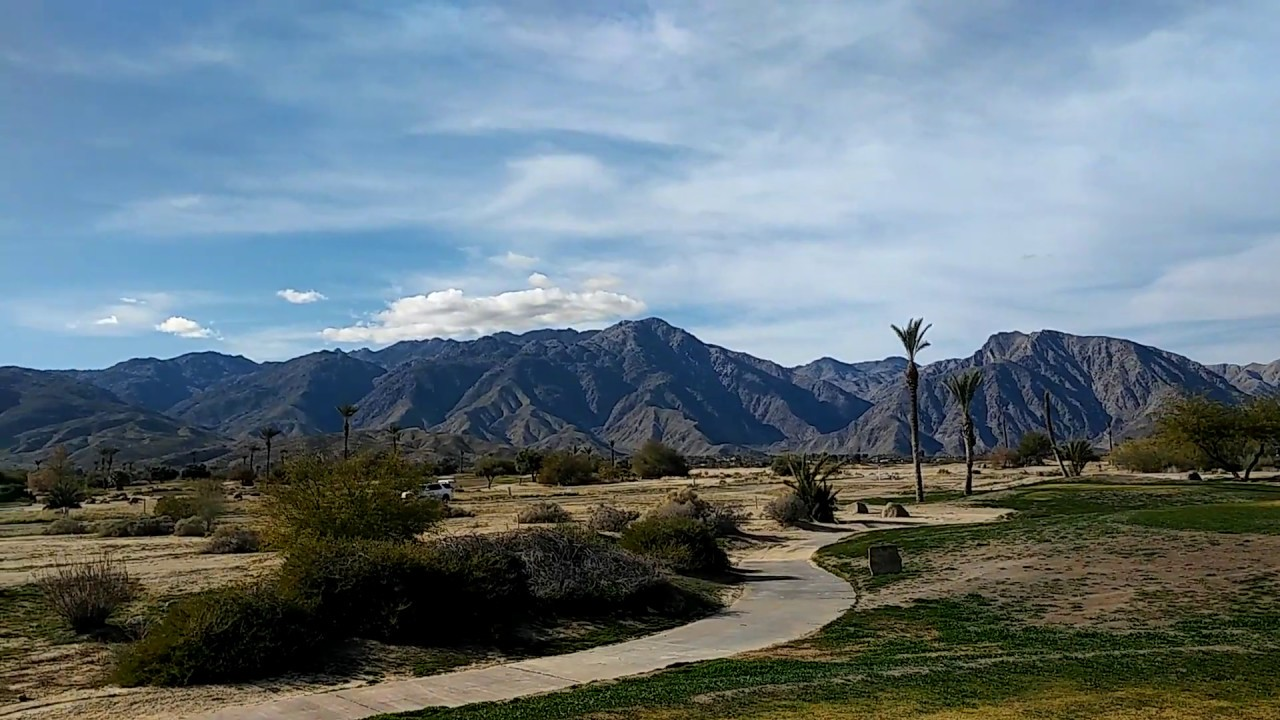 Land On Borrego Springs Golf Course - Country Club Living