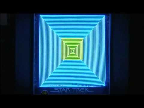 Classic Game Room - STAR TREK for Vectrex review thumbnail