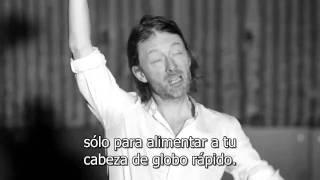 Radiohead - Lotus flower (subtítulos en español)