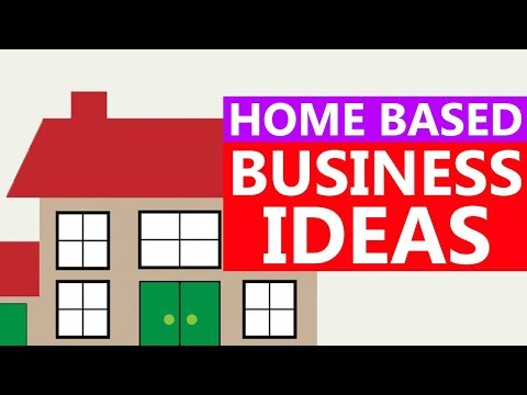 20 HOME BASED BUSINESS IDEAS YOU CAN START TODAY | SMALL BUSINESS IDEAS